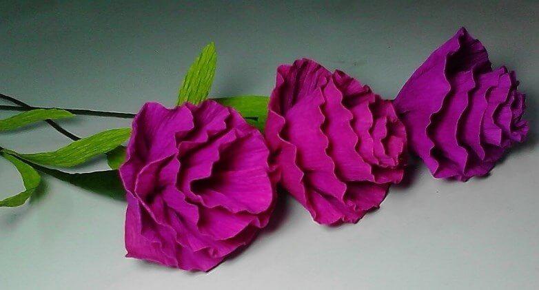 Cara Membuat Bunga Dari Kertas Beserta Gambarnya Lengkap Omah Kreatif