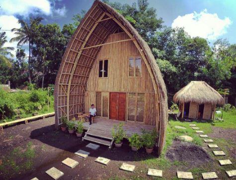 Kerajinan Tangan Dari Bambu Yang Kreatif dan Dapat Dijual ...